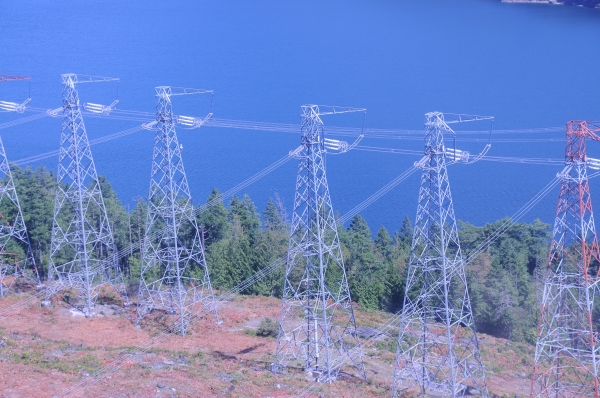 Aging Utility Galvanized Lattice Towers Exposed to Sea Environment